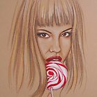 Lollipop by rmillsart