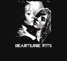 Heartline Fits - ..et mourir de plaisir Womens Fitted T-Shirt
