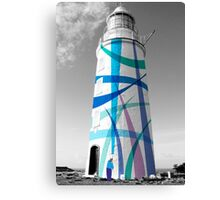 Cape Bruny Ribbons Canvas Print