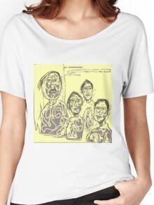 Quartet Women's Relaxed Fit T-Shirt