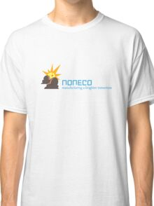Artifice Corporate Logo with Slogan Classic T-Shirt