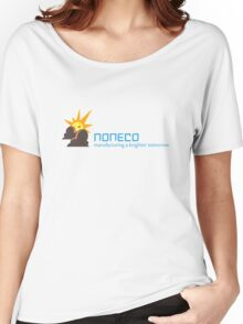 Artifice Corporate Logo with Slogan Women's Relaxed Fit T-Shirt