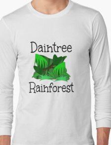 Daintree Rainforest Long Sleeve T-Shirt