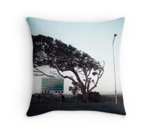 At the Intersection Throw Pillow