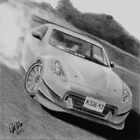 Nissan 370Z fairlady by Chris-Cox