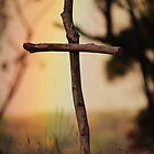 Rainbow Cross by Amy Dee