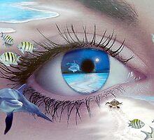 I witness by Angel Ortiz