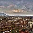 Rome by Abtin Eshraghi