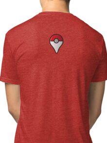 Pokemon GO Logo Tri-blend T-Shirt