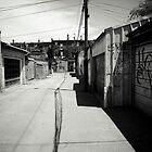 Laneway Line by Beth Jennings