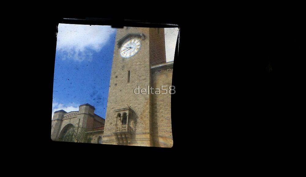 TTV Image ( Through The Viewfinder)# 2 UWA Cards by delta58