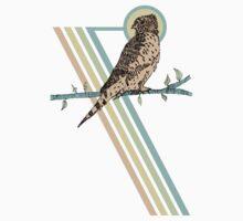 Mauritius Kestrel Falcon One Piece - Long Sleeve