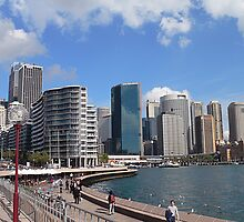 Sydney CBD, NSW, Australia by Sharon Brown