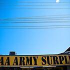 Army Surplus by Beth Jennings
