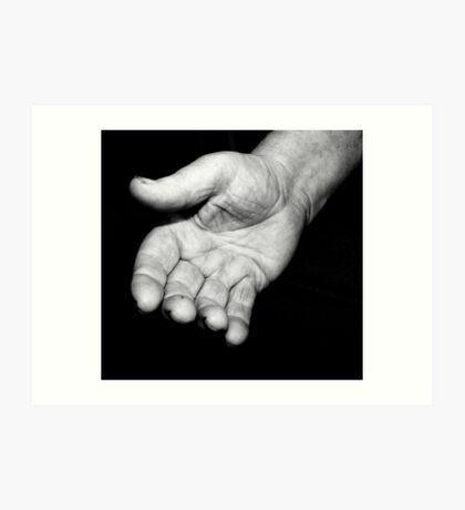 Hands # 1 Art Print