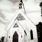 Weathered Church by Beth Jennings