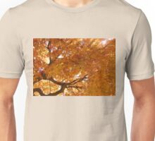 *Overhanging branch made quite a picture in Trentham, Vic.* Unisex T-Shirt
