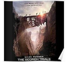 book 2 of the maze runner Poster