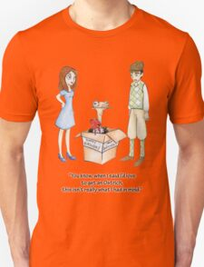 More Than Just A Birdie Unisex T-Shirt