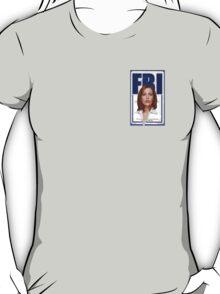 x-files - Scully FBI T-Shirt