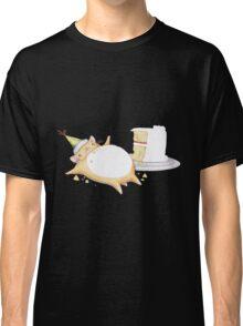 Greedy Hamster Classic T-Shirt