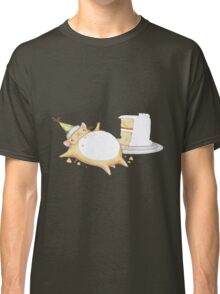 Greedy Hamster Classic T-Shirt