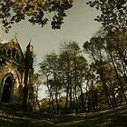 The Dark Chapel Of Zakoziel by Dmitry Shytsko