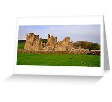 Fore Abbey. Greeting Card
