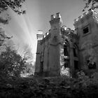 The Dark Castle Of Kossovo by Dmitry Shytsko
