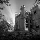 The Dark Castle Of Kossovo by Dmitry Shytsko