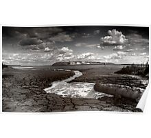 The Barren Wasteland Of Soligorsk Poster
