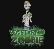 Vegetarian Zombie Kids Clothes