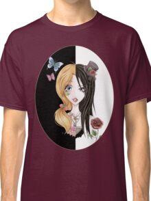 Yin Yang of Japanese Fashion Classic T-Shirt