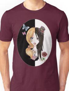 Yin Yang of Japanese Fashion Unisex T-Shirt