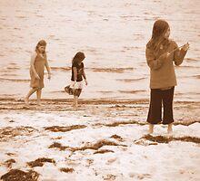 Beachcombers by Margaret Walker