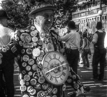 Father Time - Nottinghill Carnival by Victoria limerick