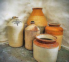 Empty Vessels by TonyCrehan