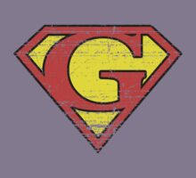 Super Vintage G Logo by Adam Campen