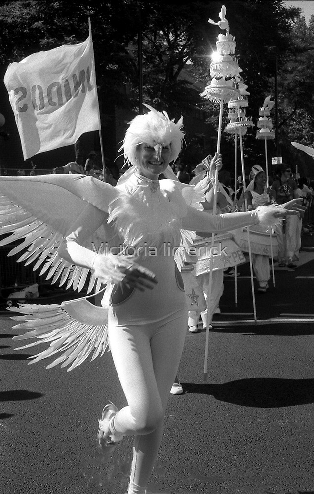 Little Bird - Nottinghill Carnival by Victoria limerick