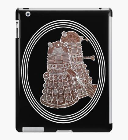 Doodle Daleks iPad Case/Skin