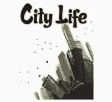 City Life by Junior Mclean