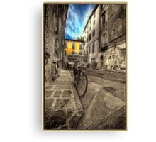 Lucca Tuscany Canvas Print