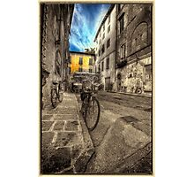 Lucca Tuscany Photographic Print