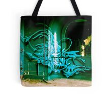 Lillesden Graffiti #4 Tote Bag