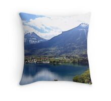 What a location! Throw Pillow