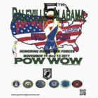 5th Annual Honor Our Armed Forces POW WOW by richardredhawk