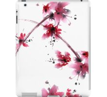 Sakura flower iPad Case/Skin