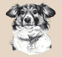 Millie the Border Collie by MissCake
