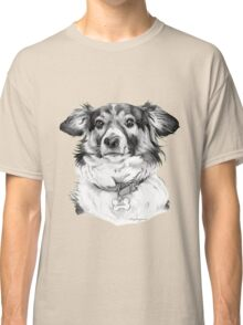 Millie the Border Collie Classic T-Shirt