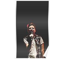 Josh Franceschi - You Me At Six  Poster